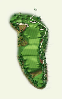 Overview of hole #7